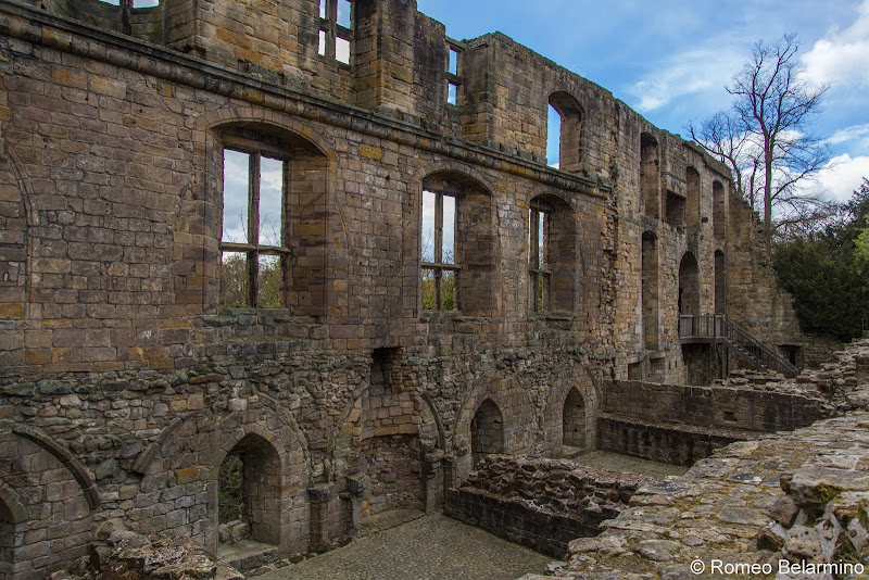 Dunfermline Palace Scottish Highlands Road Trip Itinerary