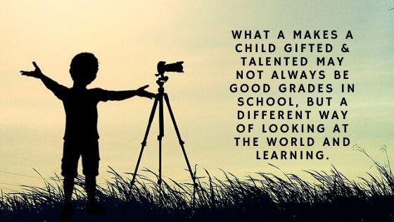 """The Ten Questions on """"Gifted Children"""" for Experts"""
