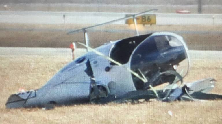 Kathryn's Report: Guimbal Cabri G2, N989HH: Accident