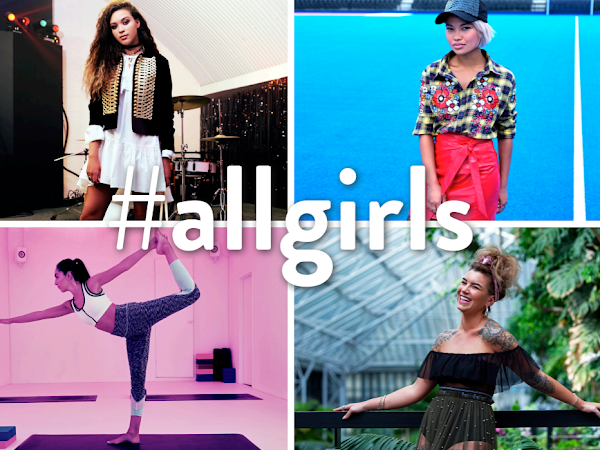 All For One & One For All: #AllGirls