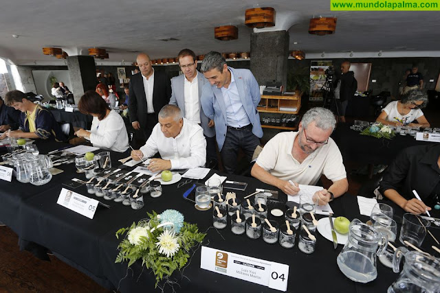 Un total de 15 sales marinas compiten en el Concurso Agrocanarias por el premio a la mejor producción