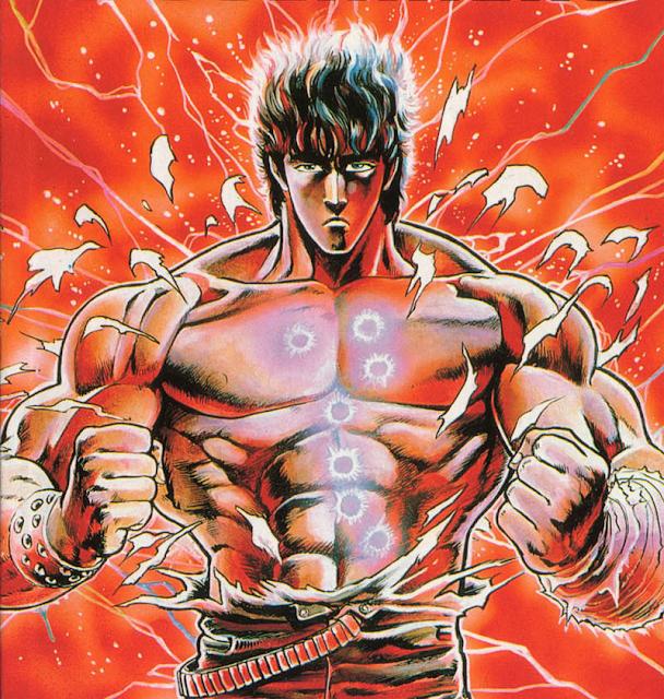MEMÓRIA MANGÁ: Hokuto no Ken volumes 4 e 5 - Review