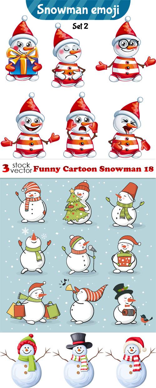 تحميل فيكتور رجل الثلج كرتون مضحك جودة عالية