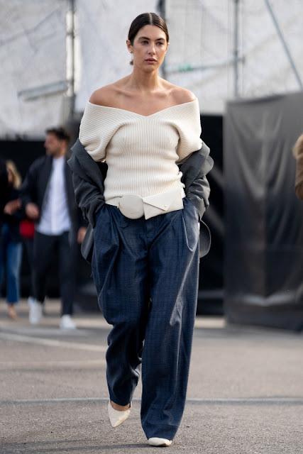 Стильный образ модные брюки 1-1