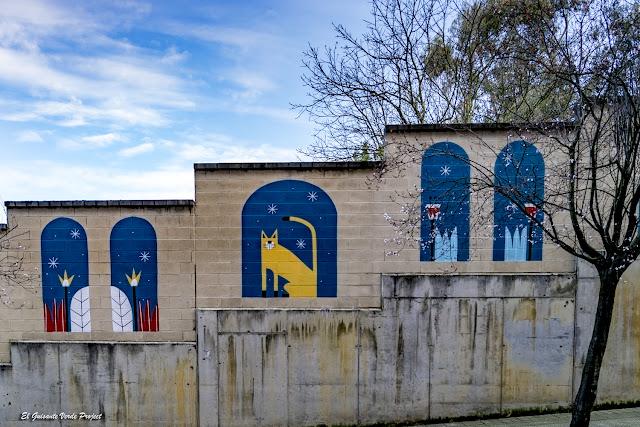 Convento Concepción, gato por Ruth Juan - Bilbao, por El Guisante Verde Project
