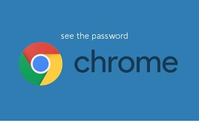 melihat password tersimpan di chrome