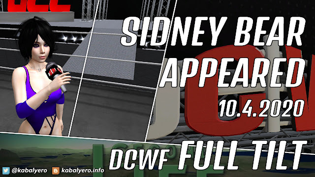 Horses Morrisey vs Regan Blair • DCWF FULL TILT (10.4.2020) SECOND LIFE WRESTLING