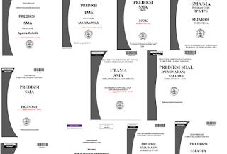 """""""BOCORAN"""" Soal US dan UN SMA/SMK Tahun 2020 (Lengkap Semua Pelajaran)"""
