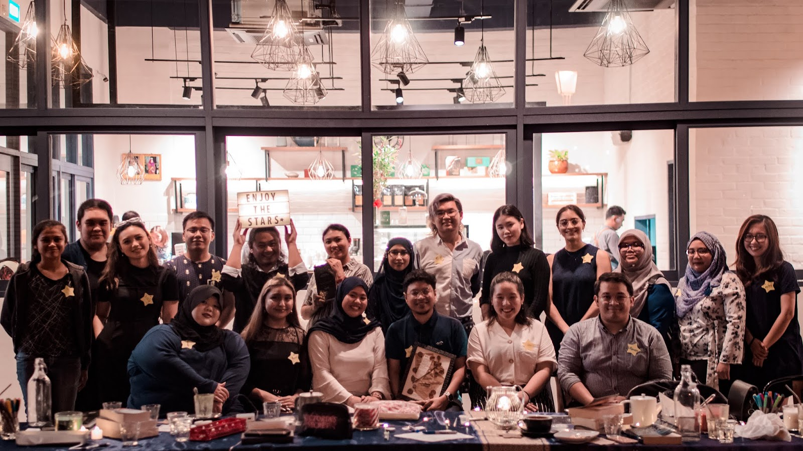 5 Things in February featuring Bash Harry a Brunei Blogger and Instagrammer during the Bruneians Read event