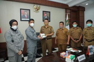 Bahas Pembentukan Pemberdayaan Desa Maritim, Bakamla RI Kunker ke Kabupaten Asahan