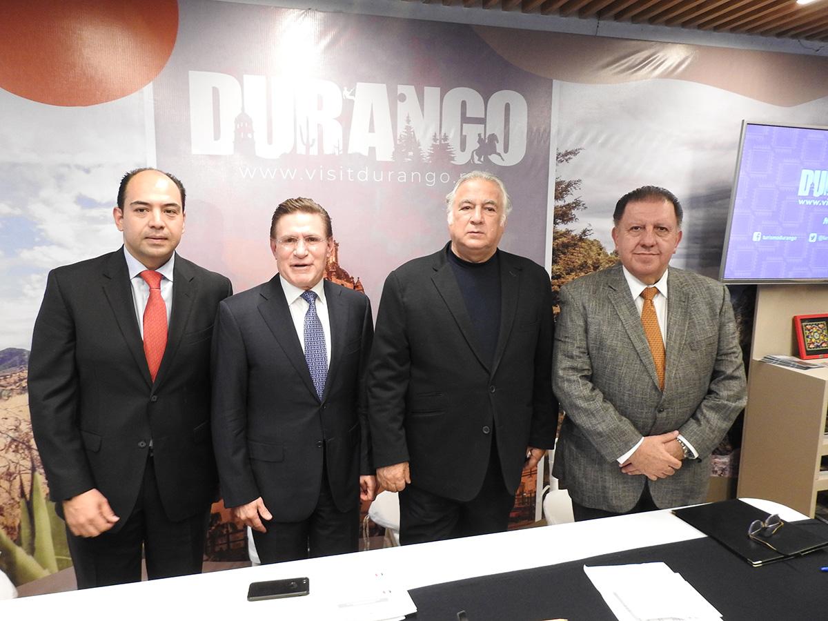 DURANGO CUATRO VOCACIONES TURISTICAS ENTIDAD 1