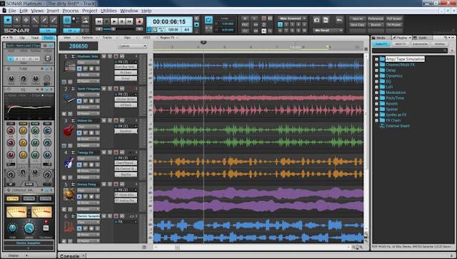 Cakewalk SONAR Platinum 23.3.0.51