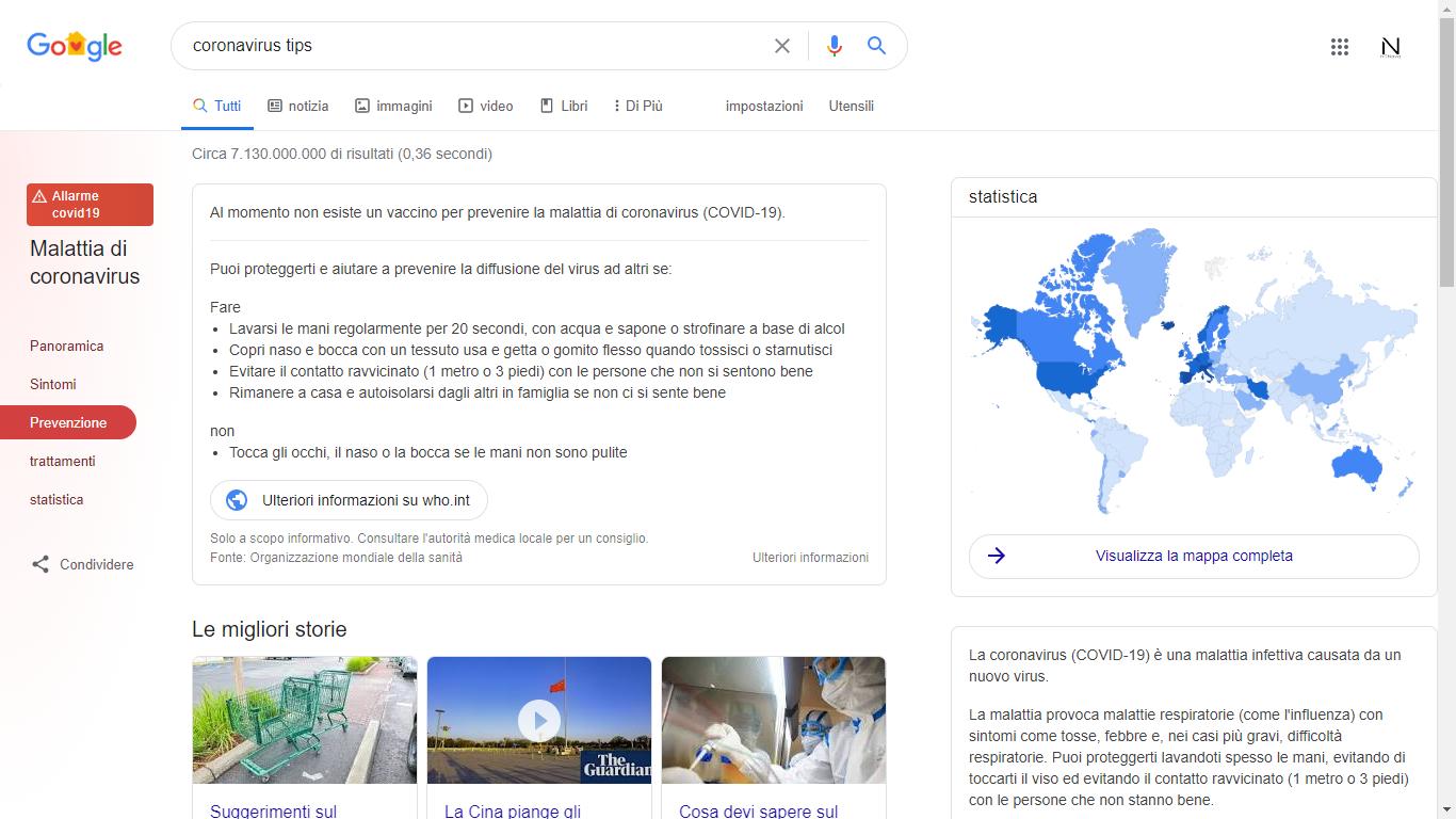 Stay Home. Save Lives : Help Stop Coronavirus   Google Doodle