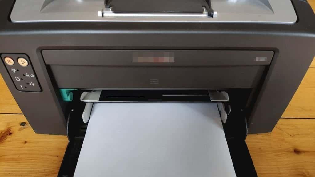Canon Printer Error Code U052 - How to fix