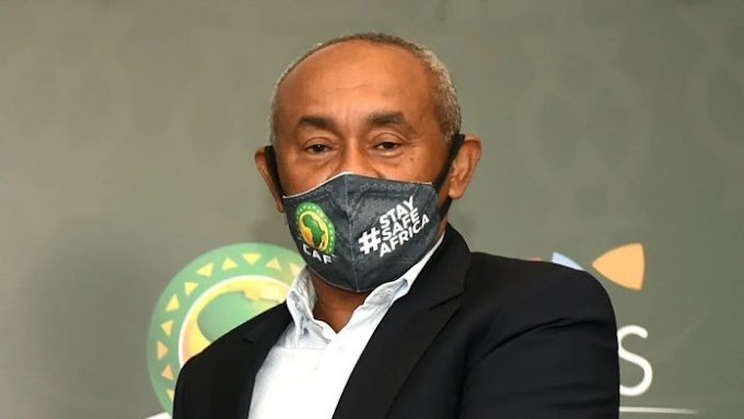 CAF president, Ahmad Ahmad tests positive for Coronavirus