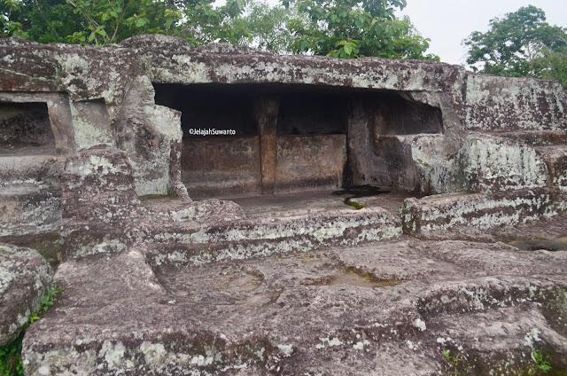 Gua Wadon Situs Ratu Boko ©JelajahSuwanto