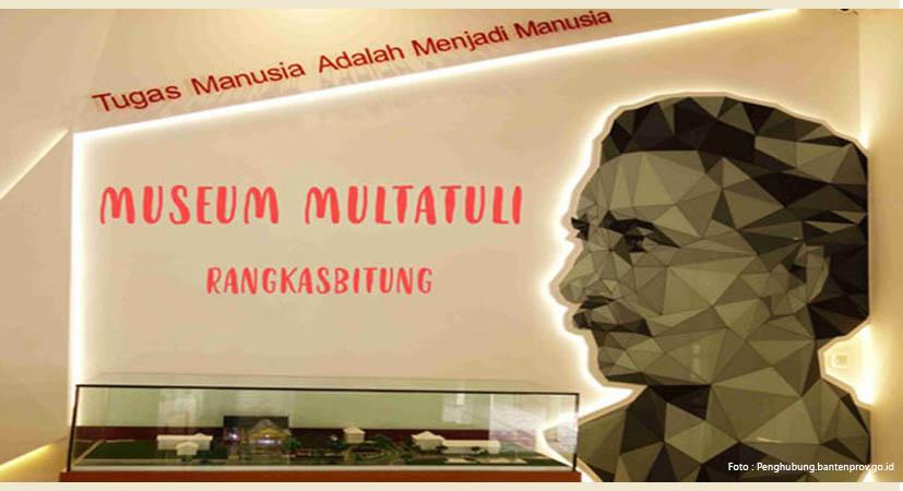 Ini Kisah Sejarah : Mengenal Sosok Multatuli, Pejuang dari Negeri Seberang, Siapa Dia ?