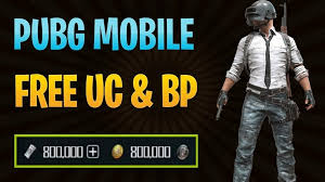 Free UC Cash In PUBG MOBILE