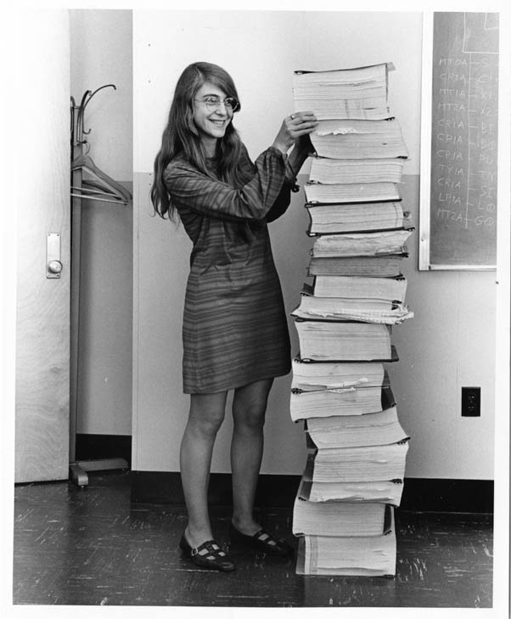Margaret Hamilton, who wrote Apollo spacecraft guidance software, awarded Presidential Medal of Freedom. [2]