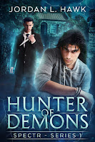 Hunter of demons   SPECTR Series 1 #1   Jordan L. Hawk