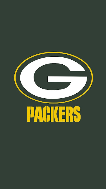 iphone packers wallpaper