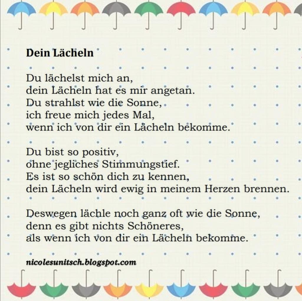Gedichte Von Nicole Sunitsch Autorin Januar 2020
