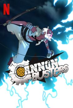 Cannon Busters 1ª Temporada Torrent 2019 - WEB-DL 720p/1080p Dual Áudio