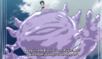 Black Clover – Episódio 89