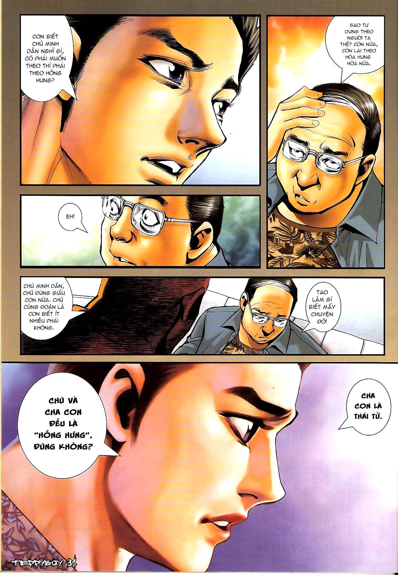 Người Trong Giang Hồ - Chapter 1301: Họ gì tên gì 2 - Pic 27