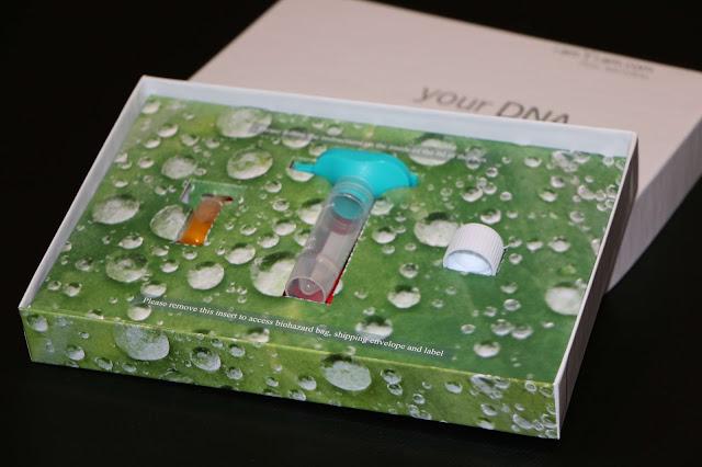 IamYiam DNA Test Kit