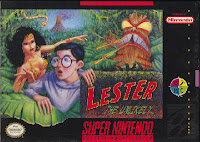 Lester the Unlikely - Caja NTSC USA