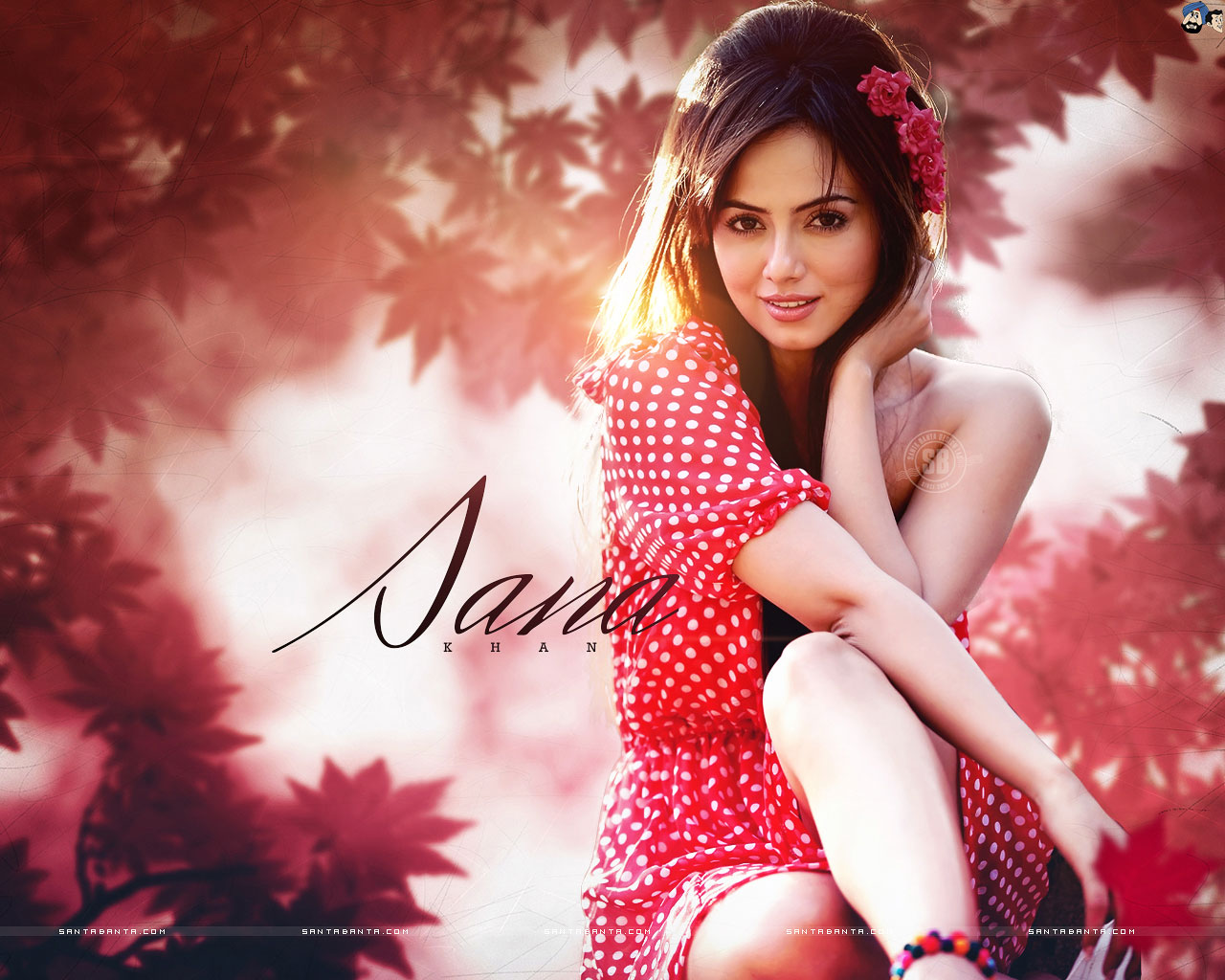 Sana Khan Hd Wallpapers  Most Beautiful Places In The -5510