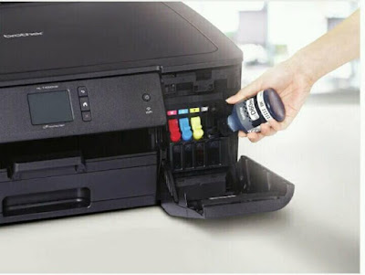 Smart Printer Ala Printer Brother Ink Tank A3