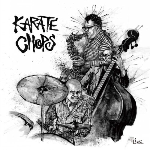 [Album] 江藤良人 Karate Chops – Karate Chops (2015.12.02 /MP3/RAR)
