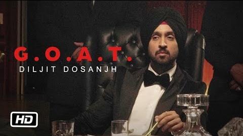 Diljit Dosanjh- GOAT Lyrics ft Karan Ajula
