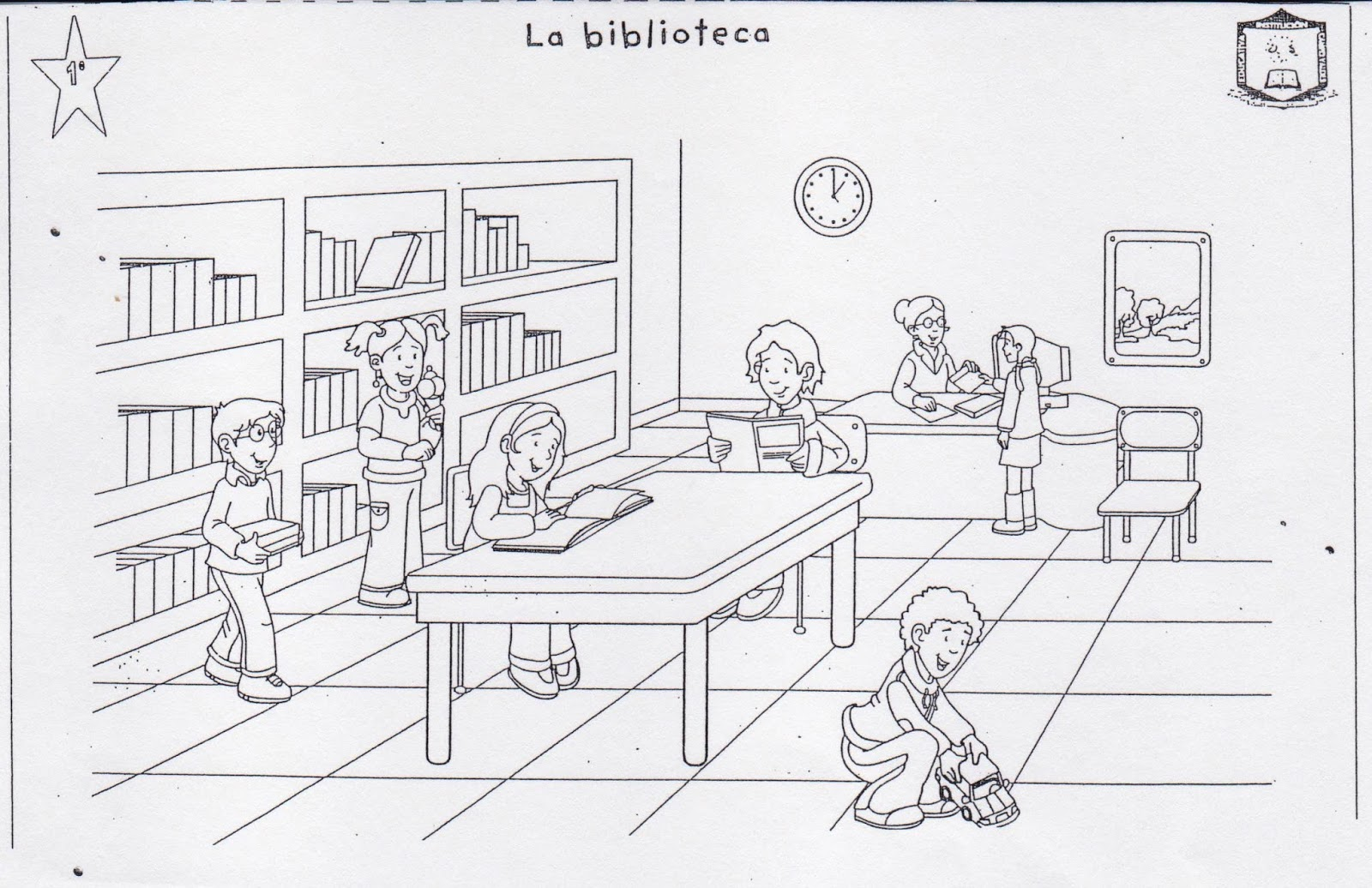 Blog Para Estudiantes Del Grado 1º De La I.E. José