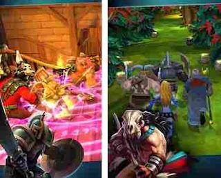 Game Moba Offline