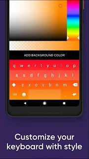 تحميل تطبيق Fleksy Chat with gifs, stickers, web search & fun