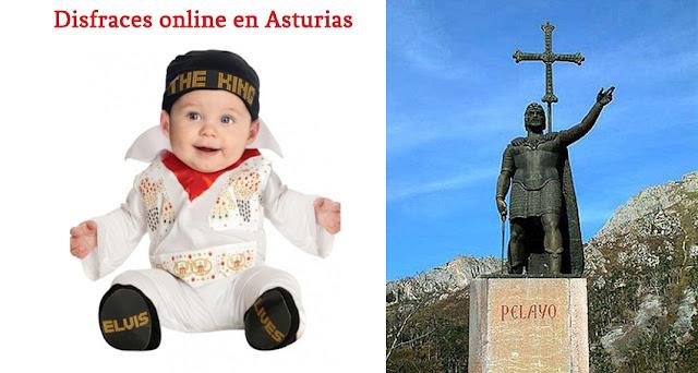 Disfraces Online en Asturias - Comprar Disfraces en Asturias