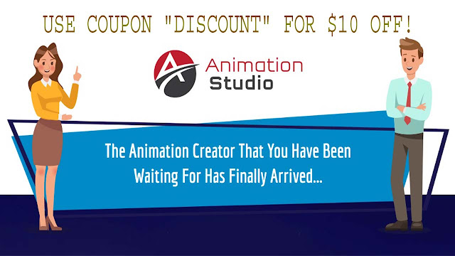 Dynamic, Fun and Engaging Animation Studio Maker without any Knowledge.