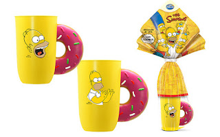 Ovo de Páscoa Simpsons