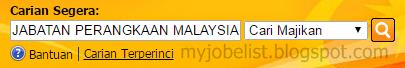 Jawatan Kosong Jabatan Perangkaan Malaysia Januari 2017