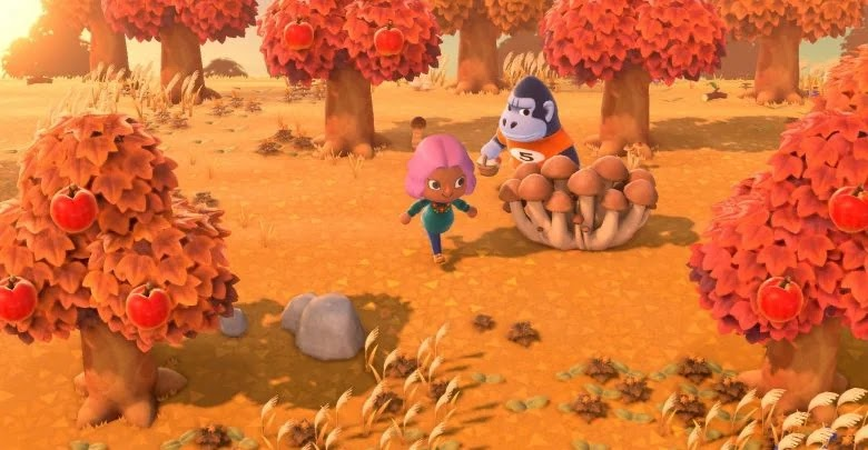 How to move a fruit tree from one island to another in Animal Crossing: New Horizons