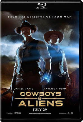Cowboys & Aliens 2011 HD 1080p Latino