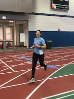 westfield state college indoor track all-comers meet sera rivers