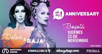 FIESTA Oh My Anniversary! con Detox Icunt & Raja Gemini