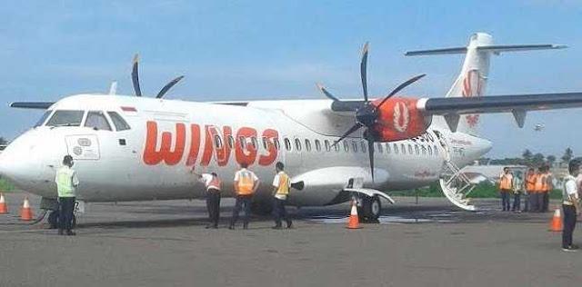 Co-Pilotnya Bunuh Diri, Wings Air: Kami Sudah Lakukan Pembinaan