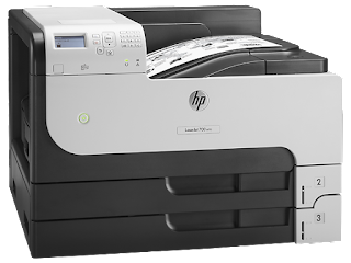 Download HP LaserJet 700 Printer M712n drivers