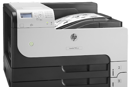 Download HP LaserJet 700 Printer M712n Drivers