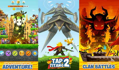 Tap Titans 2 Mod APK 1.5.0 (Unlimited Diamonds, Mana, Gold) is Here! [LATEST]